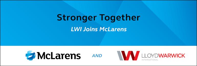 McLarens acquires Lloyd Warwick International